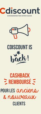 cashback cdiscount ebuy