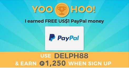 entrer le code DELPH 88 pour gagner des points sur l'applicatin FRONTO