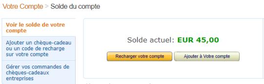 Amazon solde