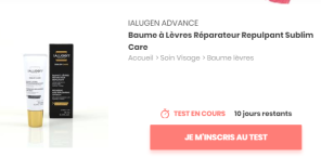 test beauté ialugen advance