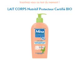 test beauté mixa bio